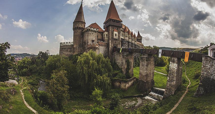 همسایگان کشور مجارستان
